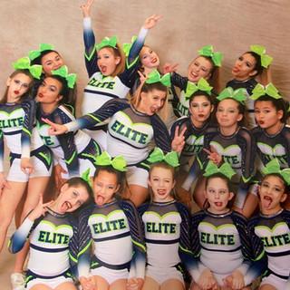 East Coast Elite Cheer