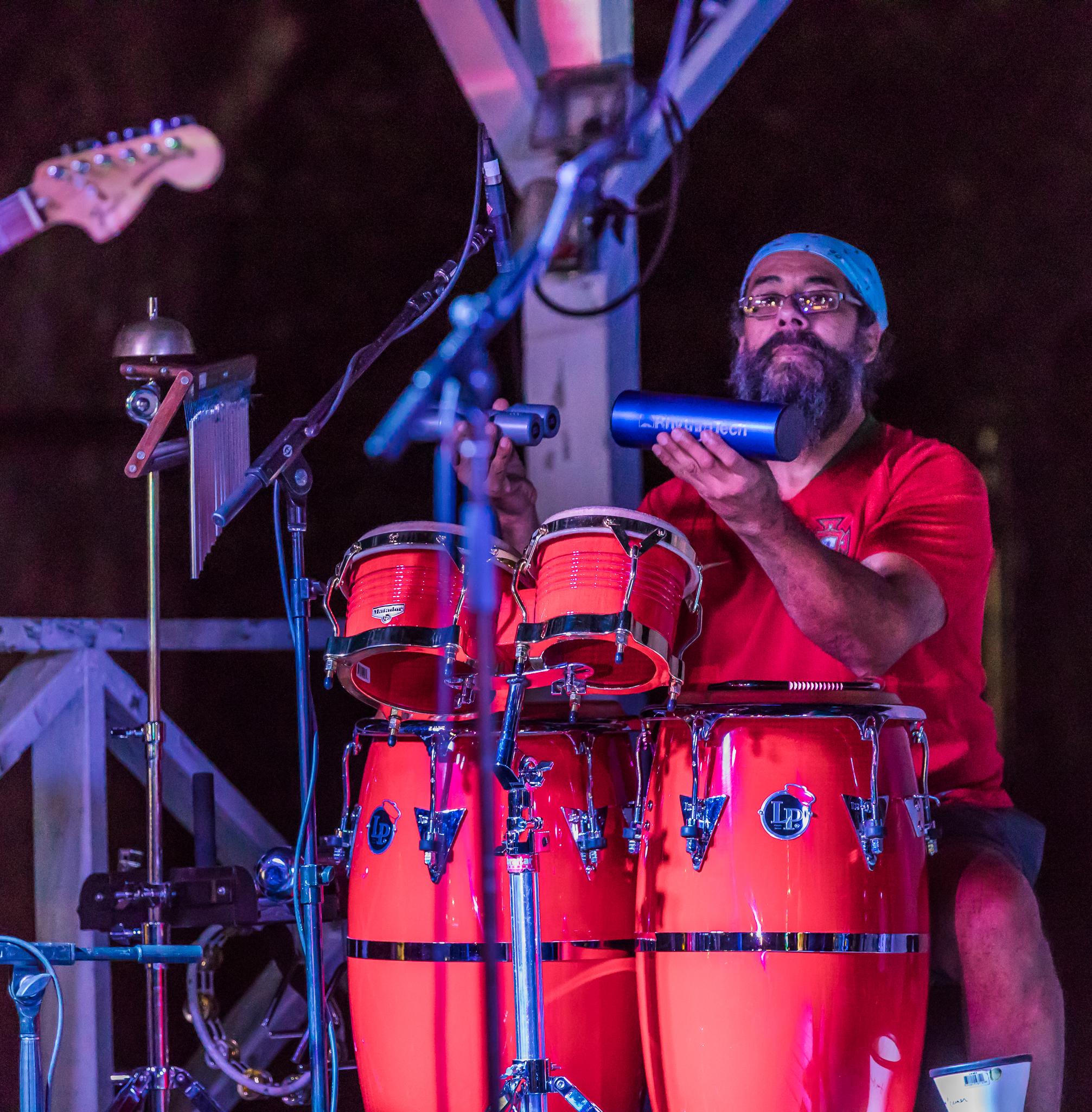 Xavier - Percussion