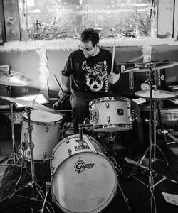 Robert- Drums