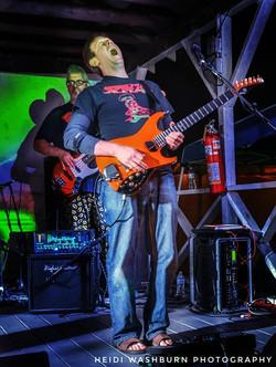 Jeff - Guitar, Midi, Vocal