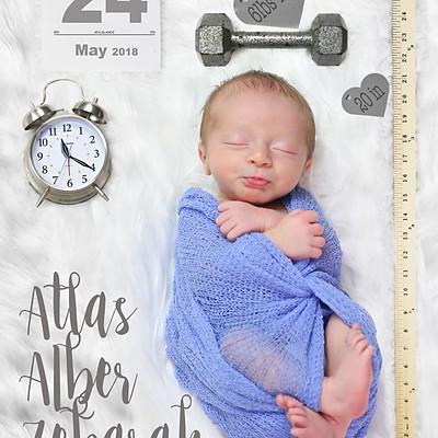 Atlas Alber Zebarah