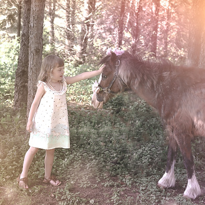 Vintage Unicorn Mini Session-Wingle