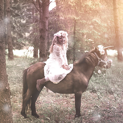 Vintage Unicorn Mini Session- Quillen