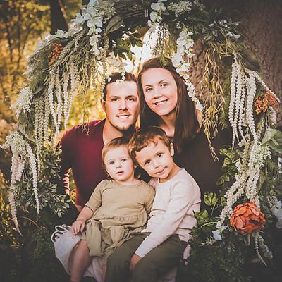 Durham Family- Fall 2018