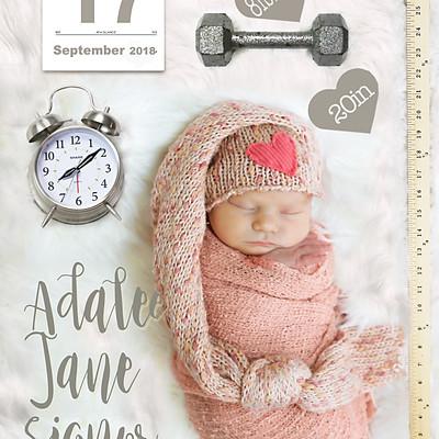 Adalee Newborn