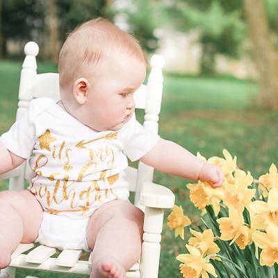Teighan 6 Months old