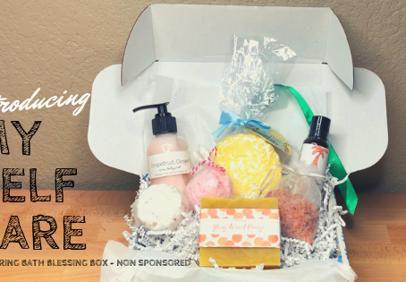Product Unboxing Review; Bath Blessing, April '19