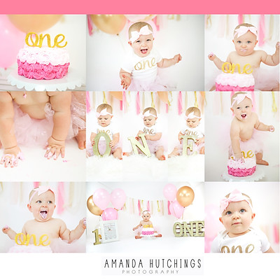 Emma is one!