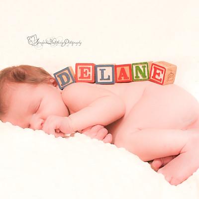 Baby Delane: Newborn