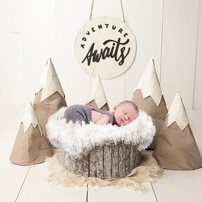Andrew John Lesinski Newborn
