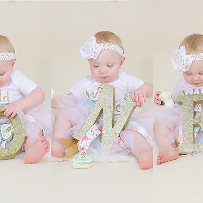 Audrey is one!