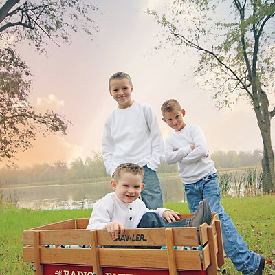 Dowding Family 2015