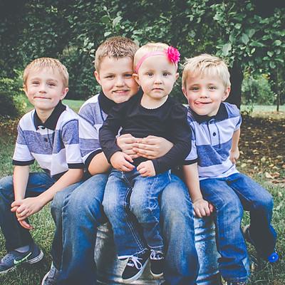 Barron Family