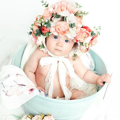 Audrey Lee- 6 Months