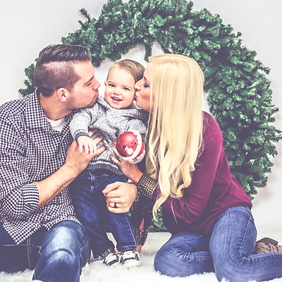 Holiday Mini Sessions- Colby