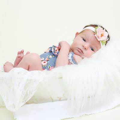 Tatum Lynn Britton Newborn