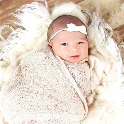 Lydia Marie Jordan Newborn