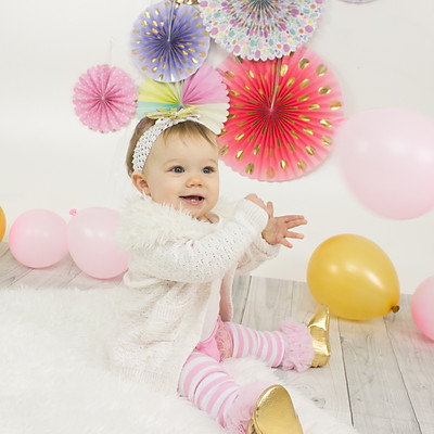 Lilly is one!