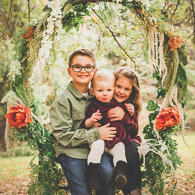 Christie Family- Fall Mini Session 2018