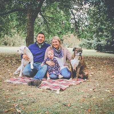 Warmington Family Fall 2017