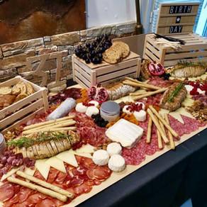 La planche...version buffet 😍 !