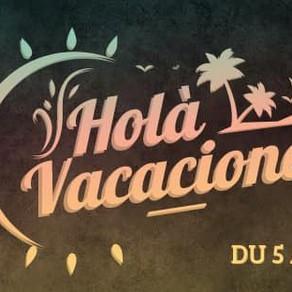 🌴☀️ Holà vacaciones ☀️🌴
