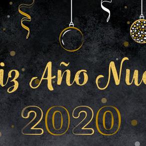 Feliz año nuevo !