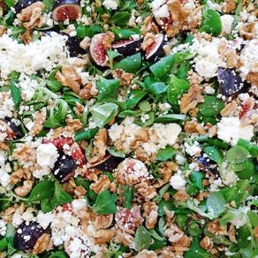 Nouveauté : les salades