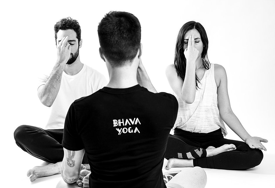 Corporate meditation classes with Julio