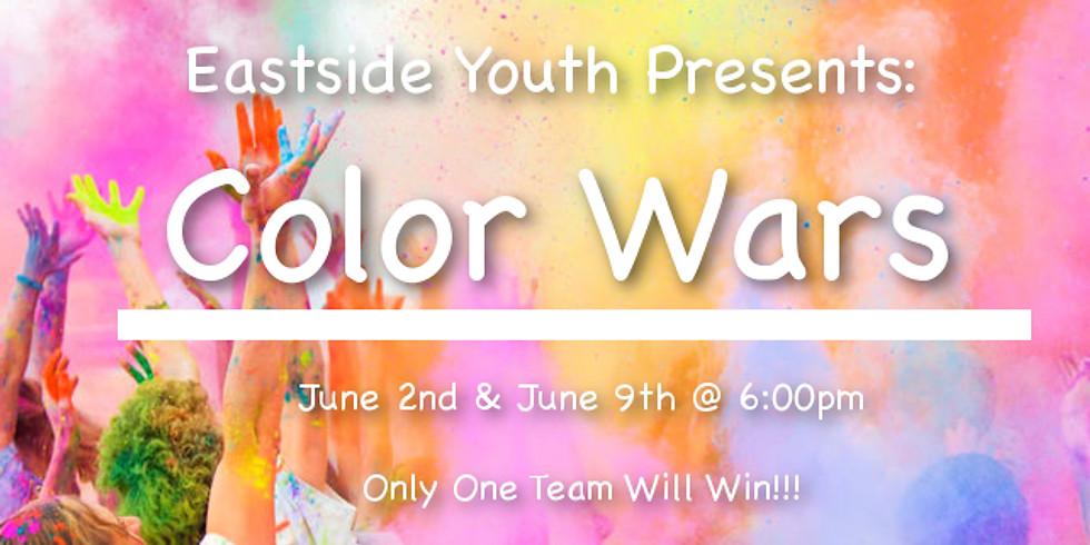 Eastside Youth: Color Wars