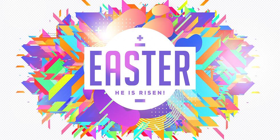 Easter Breakfast & Service