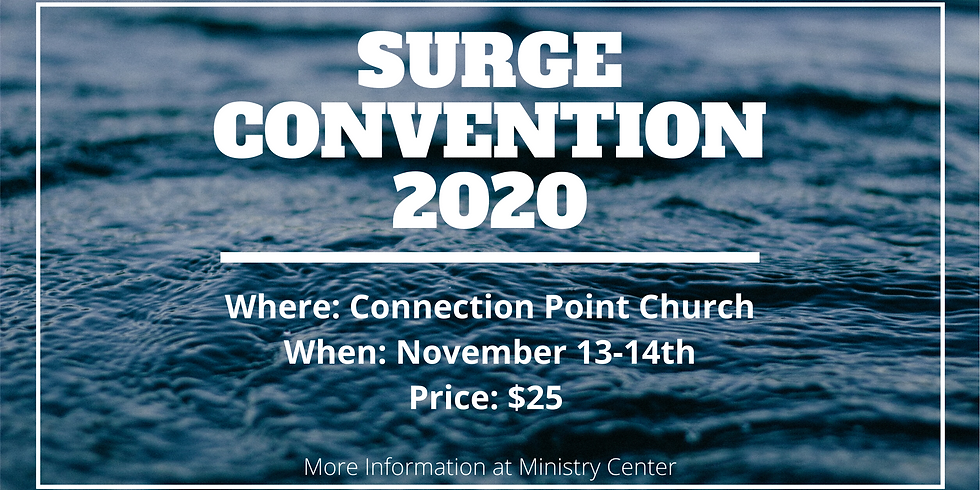 Surge Youth Convention