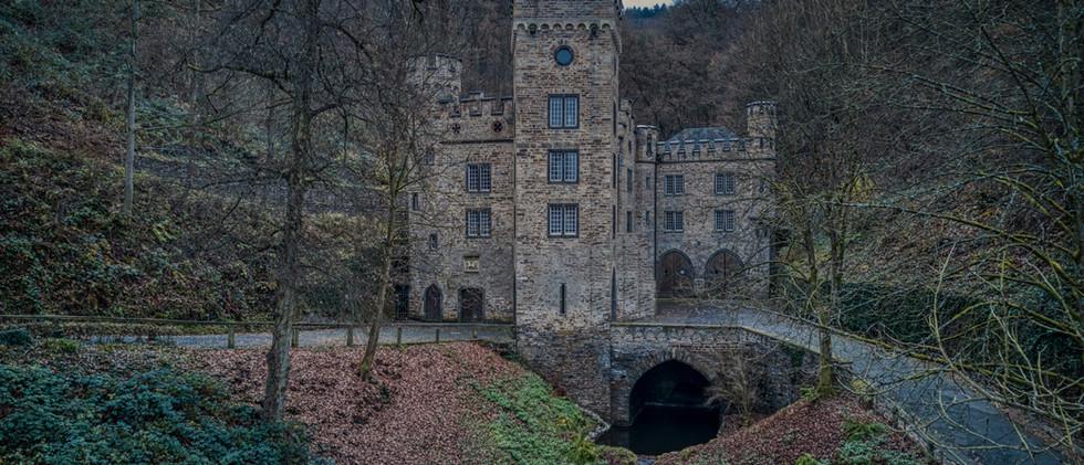 Altes Schloss Stolzenfels