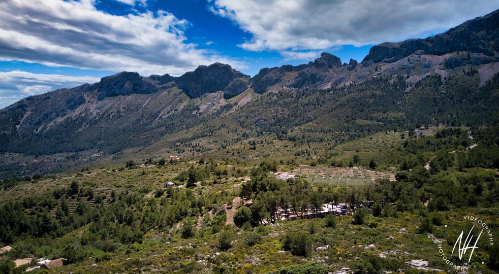 Sierra de Bernia, Costa Blanca