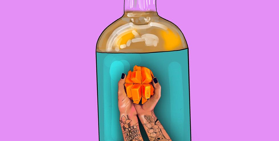 SUN BAKED SUNDAE - Aust. Spiced Rum
