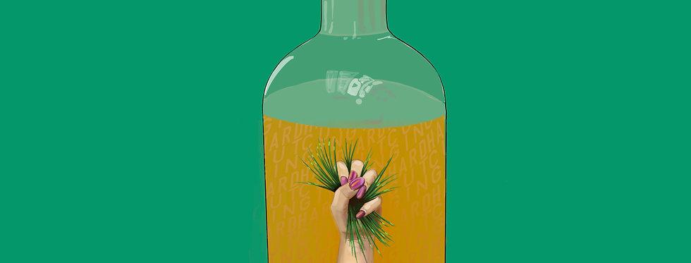 HARD CUT GIN - Aust. Contemporary Gin