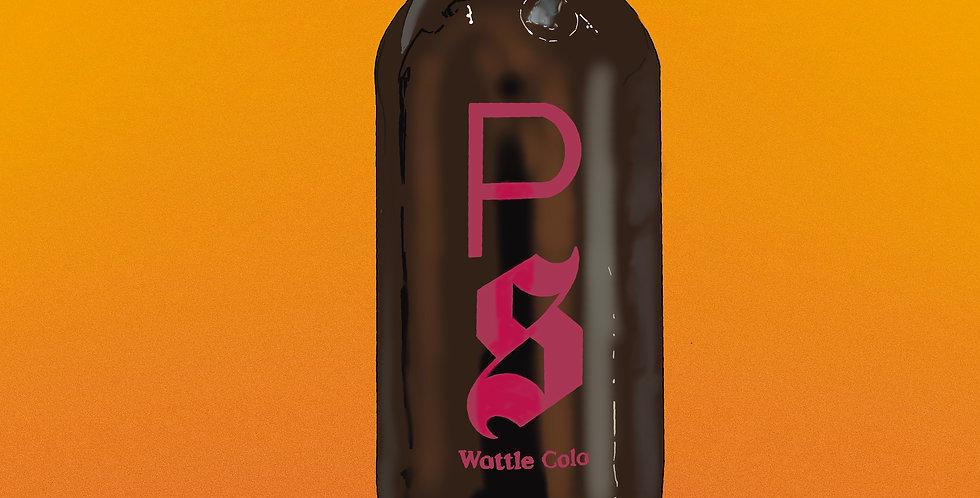 PS WATTLE COLA          - 330mL