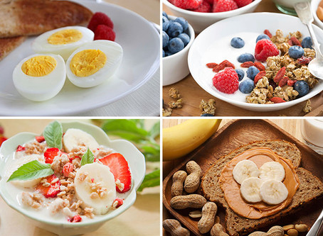 How To Pick The Perfect Pre-Workout Snack (That Won't Wreck Your Stomach)