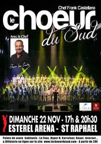 Concert Estérel Aréna 2020
