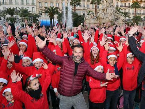 Concert de Noël à Toulon 2019