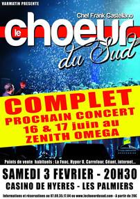 Concert au Casino de Hyéres