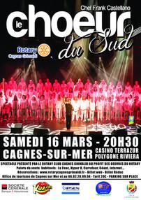 Concert LCDS à Cagnes-sur-Mer