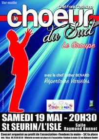 Concert St Seurin-sur-l'Isle