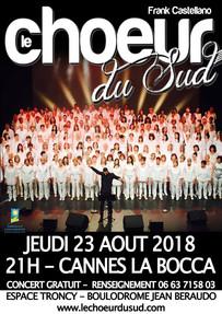 Concert Cannes La Bocca