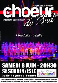 Concert St Seurin-sur-l'Isle 2019