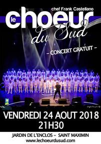 Concert St Maximin