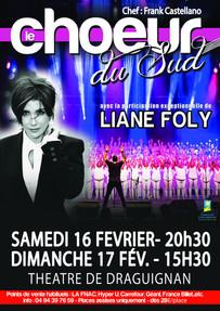 Concert LCDS avec Liane Foly