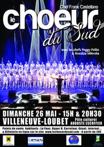 Concert Villeneuve-Loubet 2019