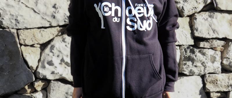 """Veste à capuche LCDS """"CHORISTE"""""""