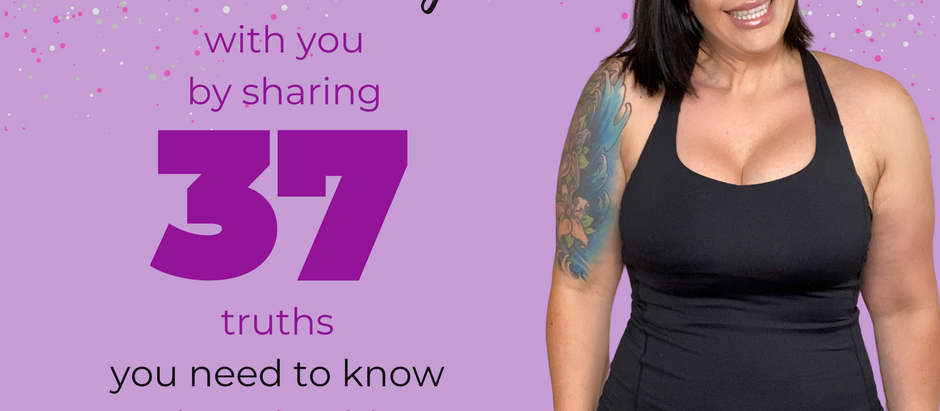 37 Things You Need To Know